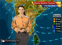 Weather Forecast March 26: Kolkata, Bhubaneswar to see rains; Mumbai heatwave to persist