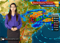 Weather Forecast for March 17: Heavy rain in Jharkhand, Chhattisgarh and West Bengal
