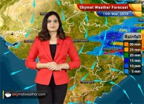 Weather Forecast for March 15: Rains likely in Jharkhand, Odisha, West Bengal, Uttar Pradesh and Bihar