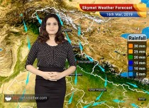 Weather Forecast for March 16: Rain in West Bengal, Jharkhand, Odisha, Bihar and Maharashtra