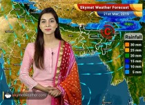 Weather Forecast for March 21
