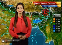 Weather Forecast for March 22: Light rain in Sikkim, Balasore, Mayurbhanj, and Keonjhargarh