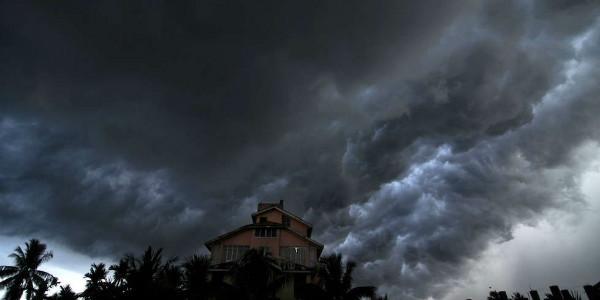 Rain in North, east India
