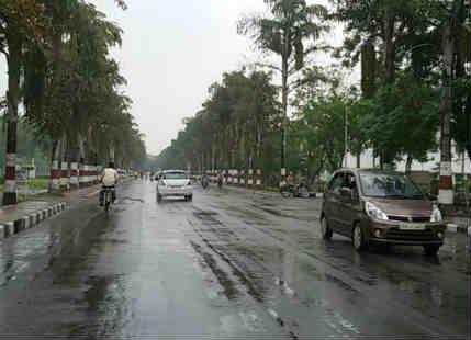 Rain in AP/Telangana