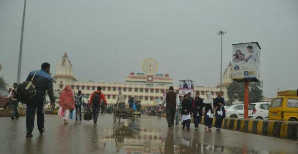 Rain-in-varanasi-- Amar Ujala 600