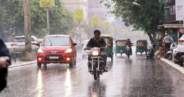 Rain in Bihar, Jharkhand