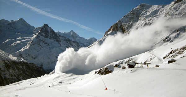 Avalanche in Uttarakhand