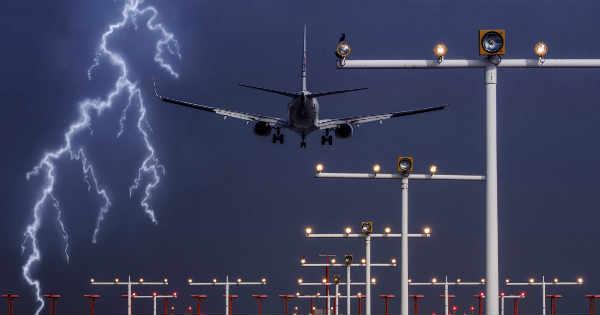 Lightning Strikes in April