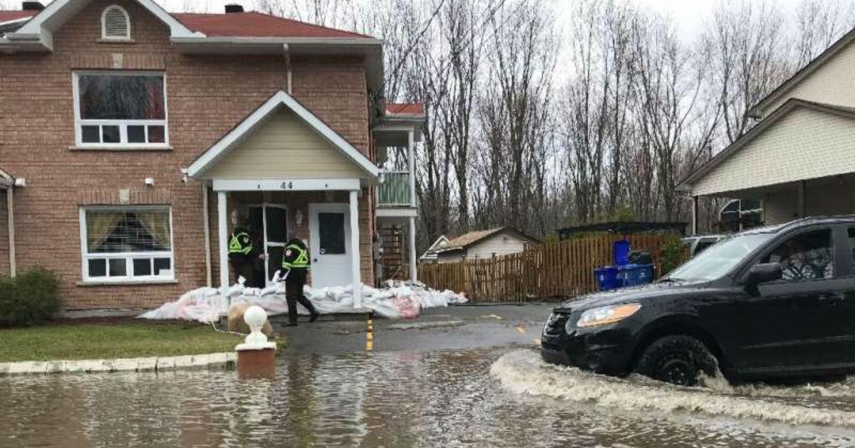Canada Floods