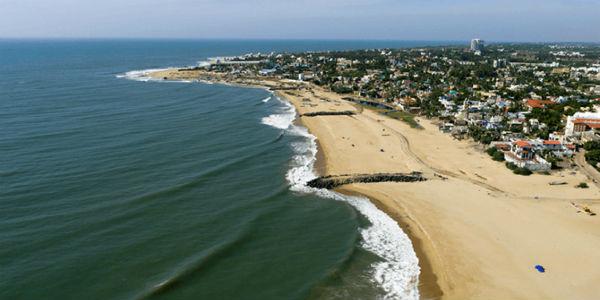 Chennai Sea Level Rise