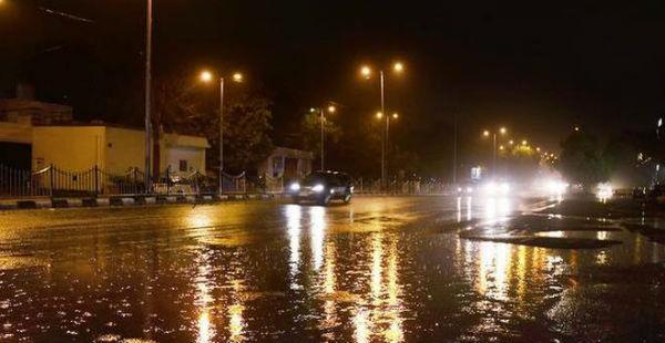 Delhi Rains-The Hindu 600