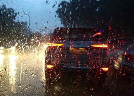 Pre Monsoon rain in Odisha