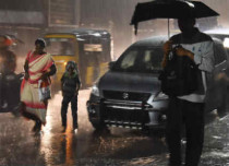 Pre Monsoon Showers in Karnataka, Kerala and Tamil Nadu