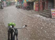 Hail storm in Rajasthan-Skymet 429
