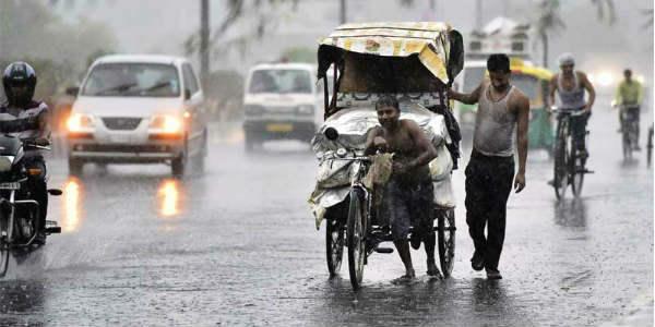 Rain in Punjab, Haryana