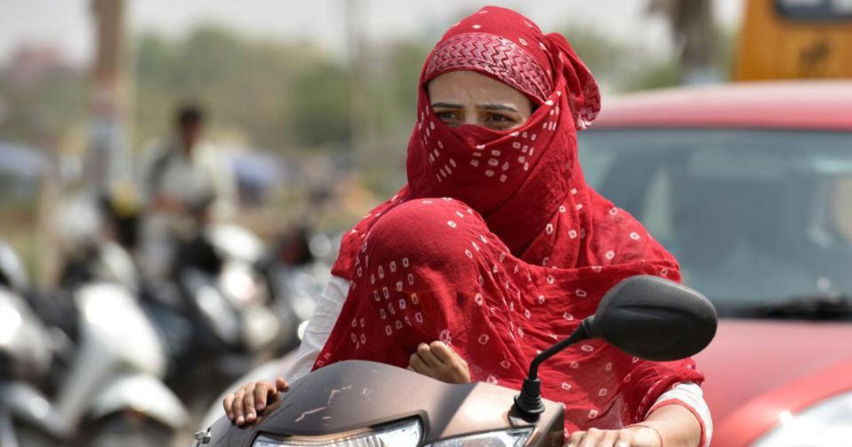 Heatwave in Delhi