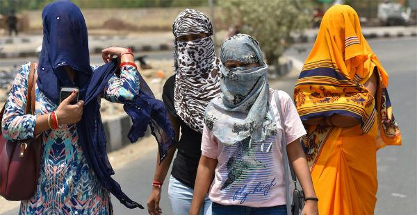 Heatwave in Uttar Pradesh