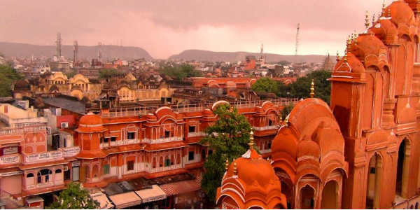Weather in rajasthan