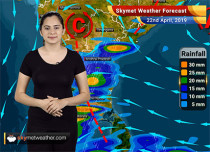 Weather Forecast April 22: Rain in Chennai and Bengaluru, dry weather in Mumbai and Delhi