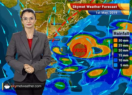 Weather Forecast May 1: Fani to become extremely severe Cyclone, heat wave in Delhi and Central India