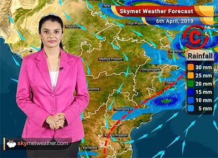 Weather Forecast April 6: Dust-storm in Punjab and Haryana, Rain in Bihar-Jharkhand