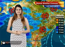 Weather Forecast April 15: Dust storm in Punjab, Haryana, Rajasthan likely, heat wave in Delhi and NCR