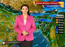 Weather Forecast for April 4: Rain in West Bengal, Sikkim and Northeast India to continue, dust storm in Rajasthan likely
