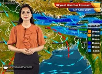 Weather Forecast for April 5: Dust-storm and thunderstorm in Punjab, Haryana, Delhi, Rajasthan, Uttar Pradesh