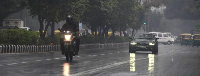 Pre Monsoon Rain in Punjab