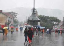 Rain in Dharmshala and Himachal--TribuneIndia 429