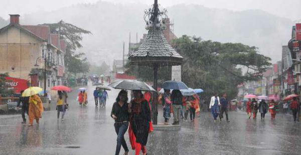 Rain in Dharmshala and Himachal--TribuneIndia 600
