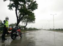 Rain in Nagpur-Hero Miles 429