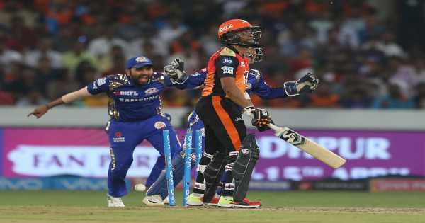 SRH vs MI Today IPL