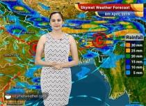 Weather Forecast April 8: Rain in Patna, Kolkata and Meghalaya; dust storm in Delhi, Haryana