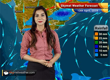 Weather Forecast April 13: Dust storm in Rajasthan, rain in Punjab and Bihar
