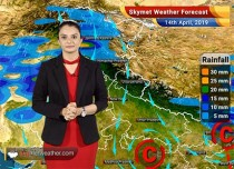 Weather Forecast April 14: Rain with strong winds in Darjeeling, Guwahati, and Ranchi, dust storm in Delhi, Punjab
