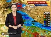 Weather Forecast for April 8: Rain in Lucknow, Patna, Kolkata; dust storm in Delhi, Haryana