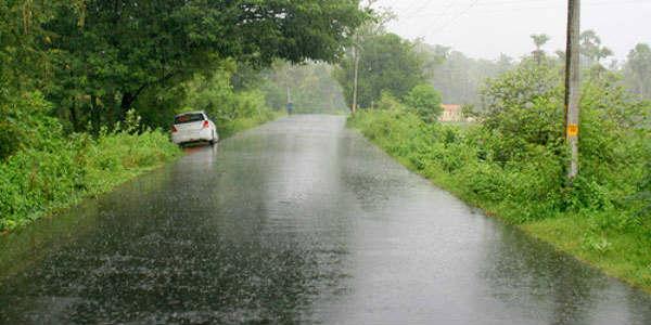 Weather in Maharashtra