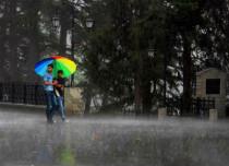Rain in India
