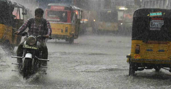 Pre Monsoon Rain in Telangana and Andhra Pradesh