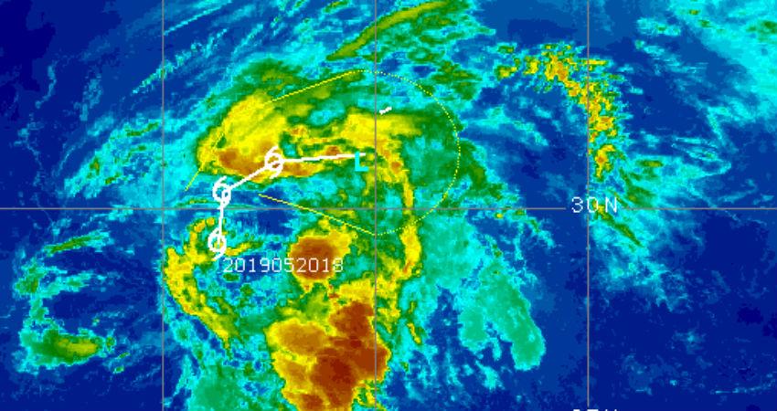 Storm Andrea