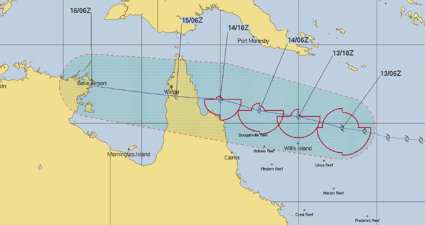 Cyclone Ann