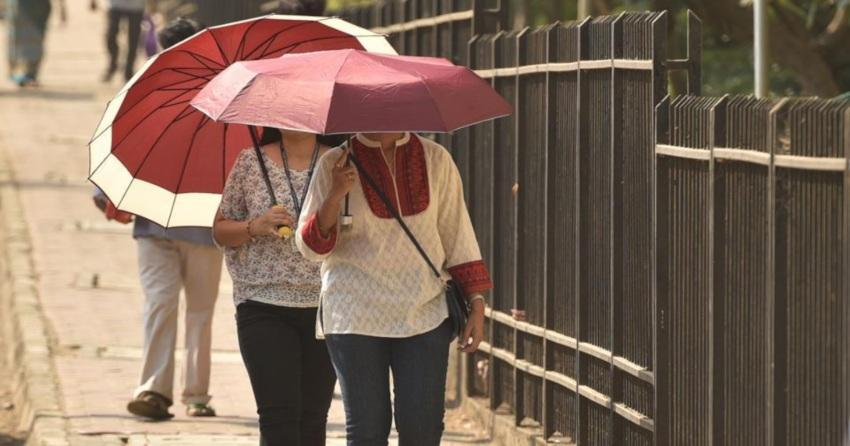 Chandrapur Heat wave