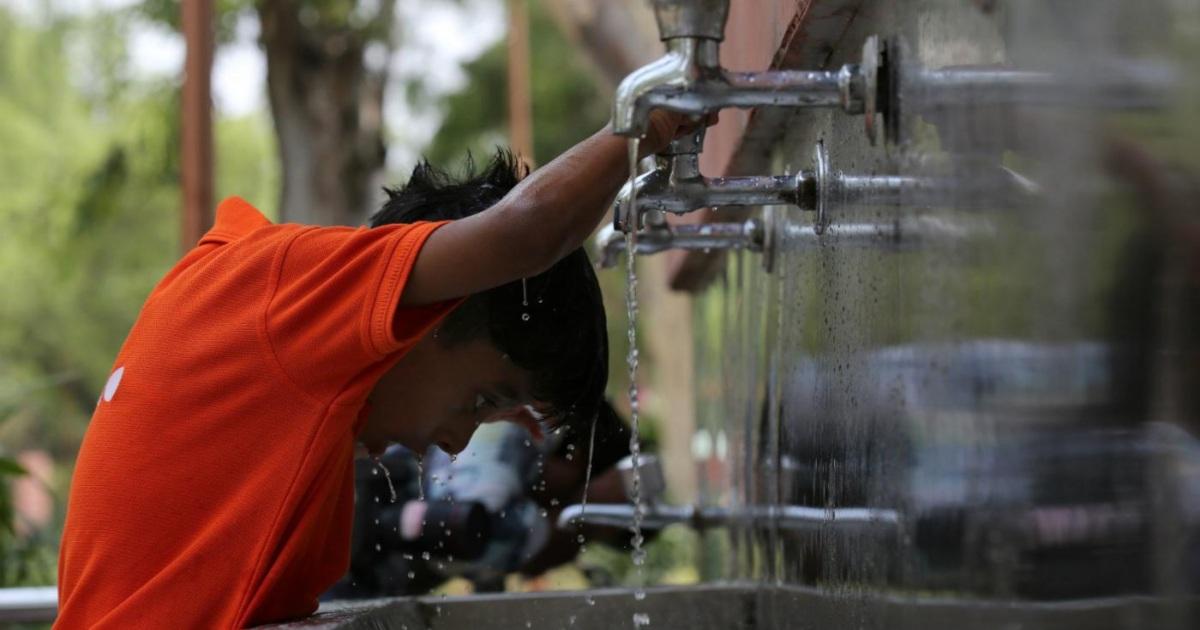 Delhi heatwaves