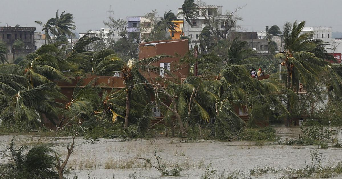 Extremely Severe Cyclone Fani in Odisha