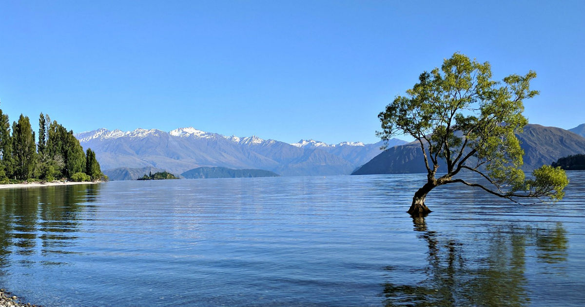 Lake Wanaka South Island