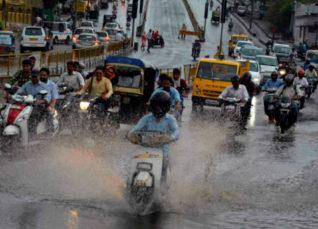Pre Monsoon in Andhra Pradesh and Rayalaseema