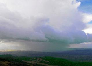 Rain in Hills