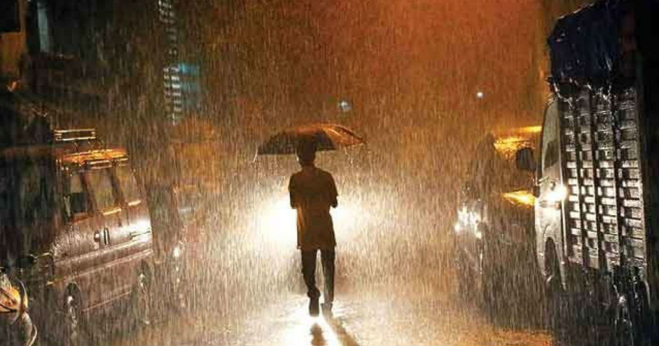 Pre Monsoon in Northeast India