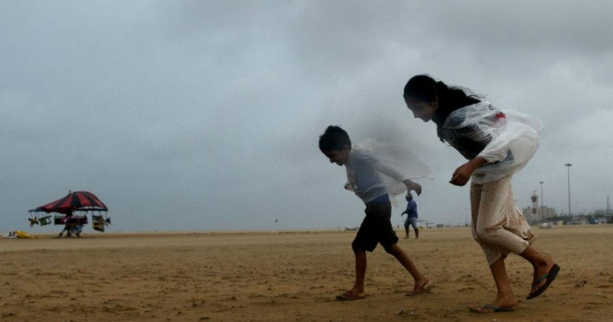 Pre Monsoon in Andhra Pradesh